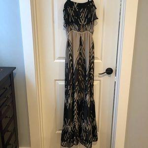 Express maxi dress size small